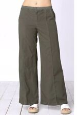 XCVI Wearables Wide Leg Glenna Pants Sea Green - NWT Size L