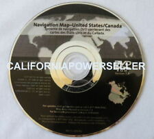 25956691 2007 2008 2009 2010 2011 2012 GMC Acadia SLE SLT Navigation DVD Map 7.3