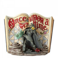 Disney Traditions Little Mermaid Undersea Dreaming Storybook Figurine 4031484