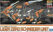 Takara Tomy Zoids HMM 026 Liger Zero Schneider Unit for HMM 022 1/72 Model Kit