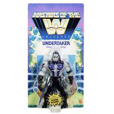 WWE Masters of the WWE Universe UNDERTAKER Figure MOTU Glow In Dark