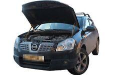 Hood Shock Absorber Bonnet Strut Lift Damper Kit Fit Nissan Qashqai 2006-2013