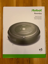 iRobot Roomba e5 e5150 Self-Charging Robotic Vacuum Cleaner Wi-Fi Connected