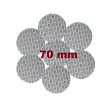 70mm Pressure Sensitive Foam Cap liner Sealed for your Protection Tamper New Us