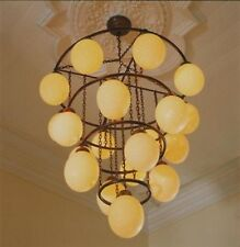 Ostrich Egg Shades for lighting - table lamps, ceiling, floor, wall
