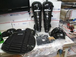 MACGREGOR COMPLETE UMPIRE EQUIPMENT GEAR NEW OPEN BOX FAST / FREE SHIPPING