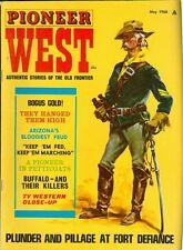 1968 Pioneer West Magazine: Plunder & Pillage at Fort Defiance/Bogus Gold/Feud