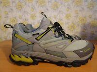 Womens Berghaus Goretex Ortholite Walking Shoes Vibram Soles VGC - UK 8
