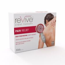 reVive Light Therapy - Clinical Pain Relief Infrared Light System (DPL)
