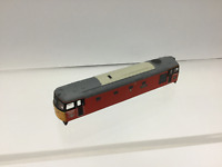 Graham Farish 371-126 N Gauge Fragonset Red Class 33 33021 Eastleigh BODY SHELL