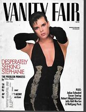Vanity Fair--July 1985--Princess Stephanir-----8