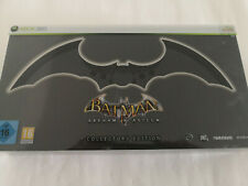 360 Xbox Batman Arkham Asylum Collectors Edition