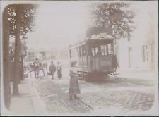 France, La Gare du Mans, Vintage citrate print Vintage citrate print, mounted &