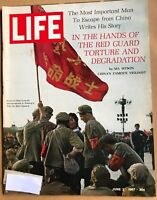 LIFE Magazine June 2, 1967 Escape from China's Red Guard, Tien An Men Square