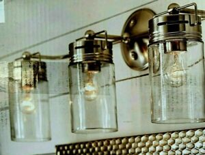 Allen & Roth Vallymede 3-Light Vanity Bar #759828