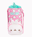 Molang Water Bottle Bag Bottle Cover Cross Bag Kids Gift Pink Color