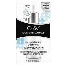 Olay Regenerist Luminous Tone Perfecting Treatment 1.3 Fl Oz