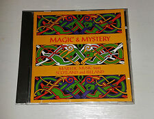 """Magic & Mystery: Music From Scotland & Ireland  CD from """" TEMPLE RECORDS"""" LABEL"""