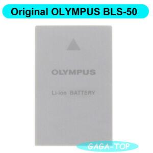 Original Olympus BLS-50 Battery For PEN E-PM3 E-M10 EPL5 E-PL6 E-M10IV E-M5III