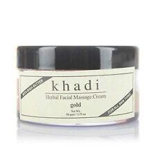 KHADI - Herbal Facial Massage Cream Gold - 50g