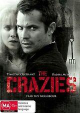 The Crazies (DVD, 2010) Ex Rental.