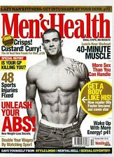MENS HEALTH MAGAZINE - October 2005