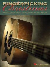 Fingerpicking Christmas Sheet Music 20 Carols Arranged for Solo Guitar 000699599