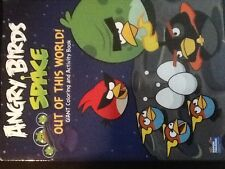 Angry Birds SPACE Out Of This World.  Giant Coloring and Activity Book!!!!