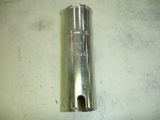 Miller Electric Wire Nozzle Flat Crown 058-353 Chromed For MMT-300A Gun $22