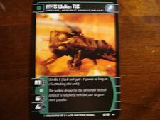 Star Wars TCG AOTC AT-TE Walker 71E