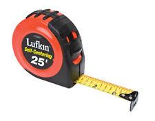"NEW! LUFKIN Tape Measure Self Centering 1"" x 25 ft 700 Series L725SCTMP"