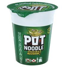 Pot Noodle Chicken and Mushroom 12 x 90g