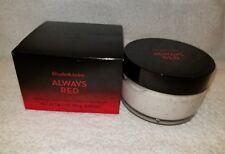 Elizabeth Arden ALWAYS RED Red Drops Souffle 6.7 oz/200mL New Jar Boxed Unsealed