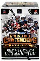 2015 Panini Contenders NFL Football Blaster Box - [Factory Sealed]
