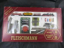FLEISCHMANN N piccolo 9395 A+B STARTPACKUNG, spur-n in OVP