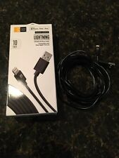 Case Logic 10 Feet Iphone/Ipad/Ipod Charger - Sync Cable (Used Once)