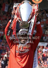 FA CUP 2000 ANDY COLE TROPHY PHOTO CHOOSE PRINT SIZE MANCHESTER UNITED UTD