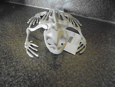 7 Inch Frog Toad Skeleton Fossil Prop Halloween Haunted House Fake Weird Prank