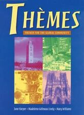 Thmes: French for the Global Community (with Text Tape and CD-ROM)