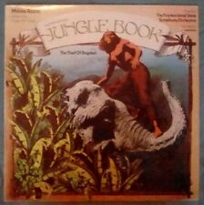 Miklos Rozsa Jungle Book / Thief of Bagdad suites UAS 29725 lp