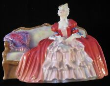 """Royal Doulton Figurine """"Belle Of The Ball"""" Hn 1997 - Flawed"""