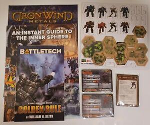 Battletech: The Beginner Box Set Extras