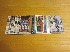 Owen Nolan Lot of 16 Trading Cards w/1 Insert & 2 ROOKIES NHL Nordiques, Sharks