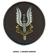 STARGATE SPECIAL AIR SERVICE PATCH - SGSAS