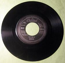 PAUL McCARTNEY & WINGS Let 'Em In ~ 45 rpm Record 1976