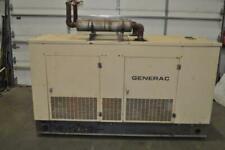 30 Kva Generac Generator 60hz 120240v 250125 Amps 1800 Rpm Natural Or Lp Gas
