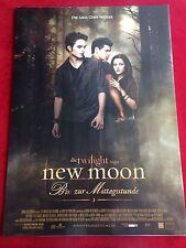 Die Twilight Saga New Moon Kinoplakat Filmplakat A1 Biss zur Mittagsstunde