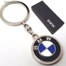 BMW metal llave ANILLA CON CAJA, X5 M3 1 3 4 Serie 5 E30 320d Z4 M5,