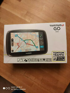 TomTom GO 510 Free Lifetime Maps