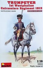 MINIART #16033 Trumpeter 1st Westphalian Regiment 1813 Figur in 1:16